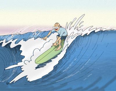 """Don Vito """"Cascagrossa"""", que já passou dos 70, botando pra baixo em El Farol."""