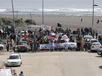El surf ganó en Pichilemu - Foto: Philip Muller