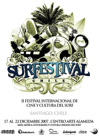 SURFESTIVAL - II FESTIVAL INTERNACIONAL DE CINE Y CULTURA DEL SURF