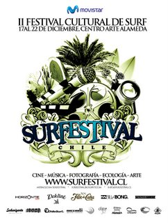 II Surfestival - Chile