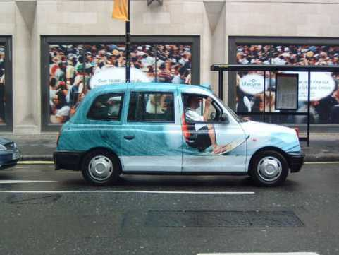 London Surf Car