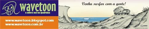 Blog Wavetoon - a cultura surf em quadrinhos