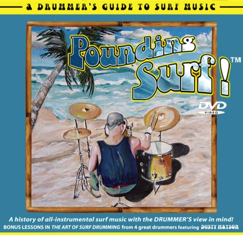 The Art of Surf Drumming