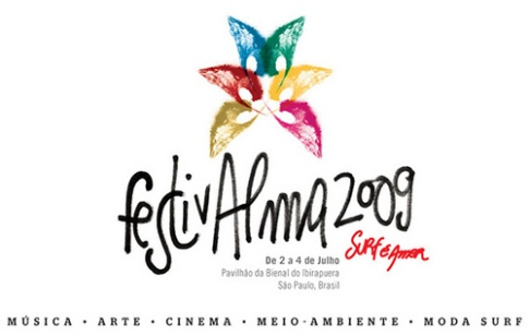 Site Oficial do FestivAlma 2009