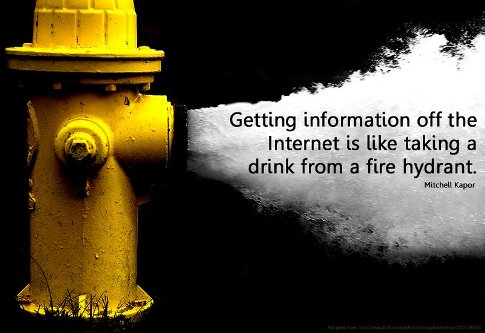 Turbilhão de informação