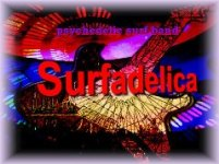 psychedelic surf band