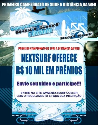 Campeonato Next de Surf a Distância