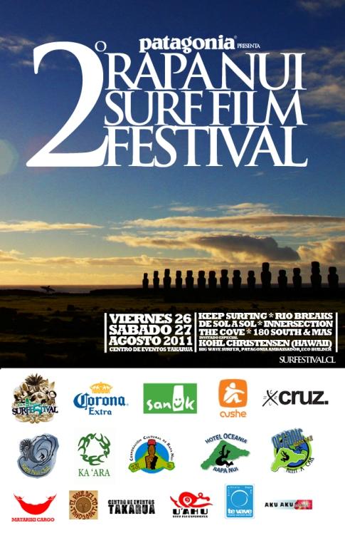 2º RAPANUI SURF FILM FESTIVAL