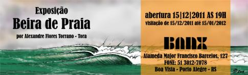 Exposição Beira de Praia